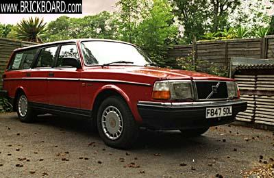Volvo 200 -- Volvo 245 GL (B200E)