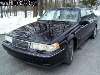 Volvo 900 -- MUST SELL Beautiful '96 VOLVO 960 Blue